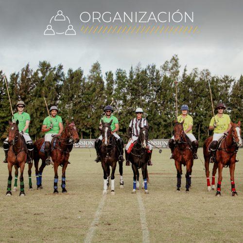 Organización de torneos